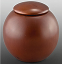 Bridgeport Wood Cremation Urn Keepsake