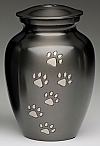 Small Pet Urn Paws to Heaven