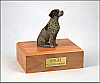 German Shorthair Dog Figurine Urn