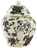 Jardin Porcelain Cremation Urn