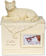 Beloved Companion Cat Cremation Urn Personalized
