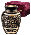 Medium Gee Motif Cremation Urn
