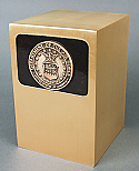 Air Force Bronze Cremation Urn