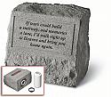 Garden Pet Cremation Urn Marker
