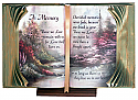 Book of Love Keepsake Cremation Urn - In Memory