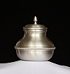 Pewter Finley Cremation Urn