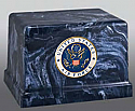 Greco Marble Air Force Military Cremation Urn