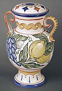 Eden Porcelain Cremation Urn