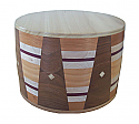 Brandywine - Turned Hardwood Cremation Urn