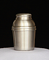 Pewter Piper Cremation Urn