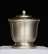 Pewter Wren Cremation Urn