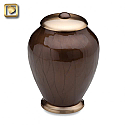 Simplicity Bronze Pet Cremation Urn