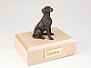 Dalmatian, Bronze Dog Figurine Cremation Urn