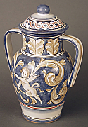 Splendor Porcelain Cremation Urn