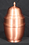 Copper Ada Cremation Urn