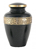 Blackstone Brass Cremation Urn