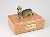 Dandie Dinmont Terrier Dog Figurine Cremation Urn