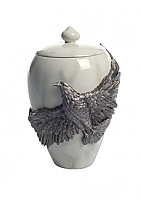 Eagles flight Keepsake Urn