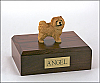 Chow Chow,Red Dog Figurine Cremation Urn