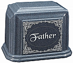 Loving Father Cultured Granite Urn