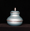 Pewter Green 602 Urn