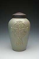 Celtic Cross Cremation Urn