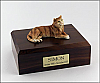Tabby, Orange Cat Figurine Cremation Urn