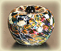 Aura Art Glass Keepsake Urn