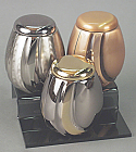 Verona Bronze Keepsake Cremation Urns