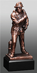 Firefighter Keepsake Cremation Urn