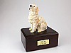 Flanders  Dog Figurine Cremation Urn