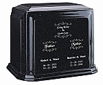 Companion Cultured Granite Cremation Urn