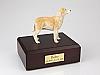 Labrador, Yellow Standing Dog Figurine Cremation Urn