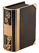 Ivy Bronze Book Cremation Urn
