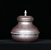 Pewter Mauve Luciana Cremation Urn