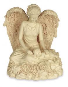 Angel and Child Keepsake