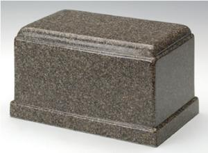 Olympus Cultured Stone Cremation Urn - Many Colors