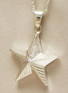 Military Star Pendant