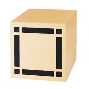Bronze Cube Diamond Cremation Urn