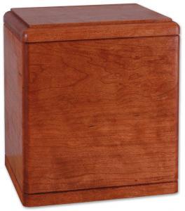 Presidents Value Hardwood Cremation Urn