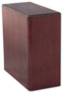 Rosewood Cremation Urn
