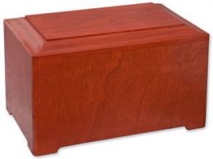 Simplicity Cherry Cremation Urn