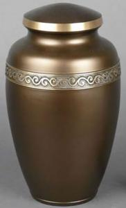 Phonecian Brass Cremation Urn