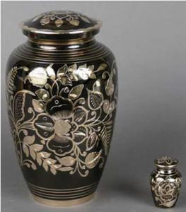 Bella Brass Cremation Urn