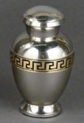 Embassador Brass Keepsake Cremation Urn