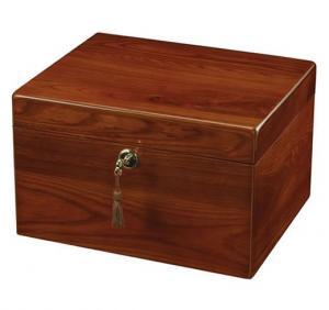 Oak Chest Cremation Urn