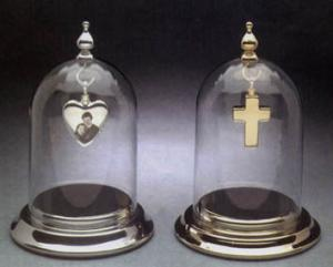 Jewelry Display Dome with Base