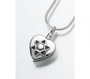 Star of David Keepsake