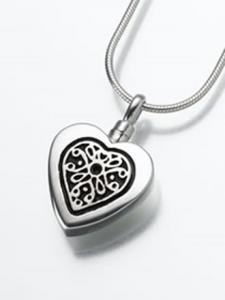 Filigree Heart Keepsake