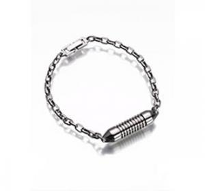 Titanium Bracelet Keepsake Cremation Urn